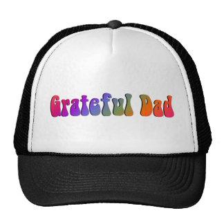 Papa reconnaissant casquettes