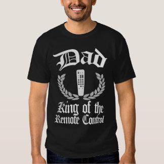Papa - roi du T-shirt à télécommande