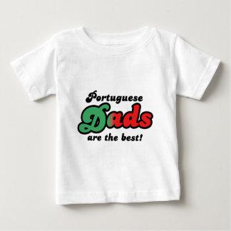 Papas portugais t-shirt pour bébé