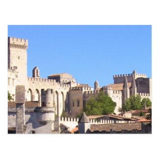 Papauté Postcad d'Avignon Cartes Postales