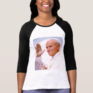Pape Jean Paul II a T-shirt