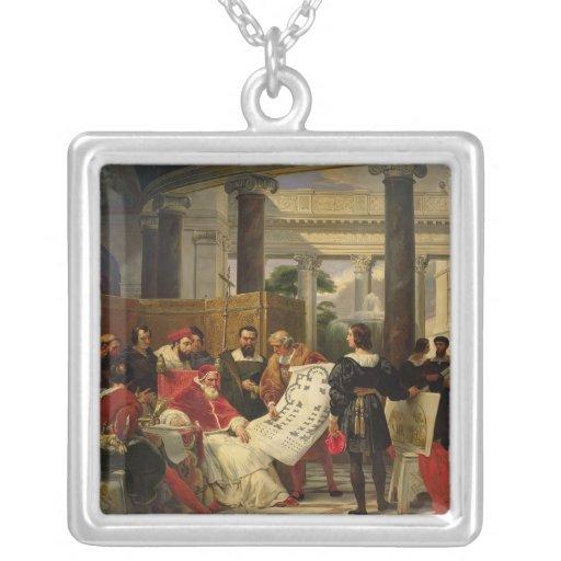 Pape Jules II Bramante de commande Bijouterie