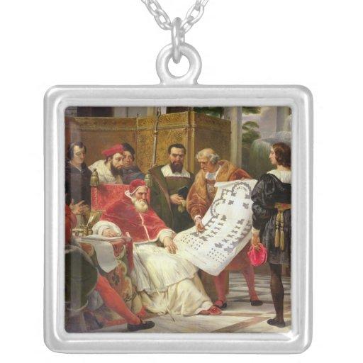 Pape Jules II Bramante de commande Colliers