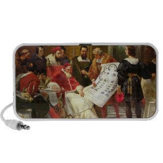 Pape Jules II Bramante de commande Mini Haut-parleur