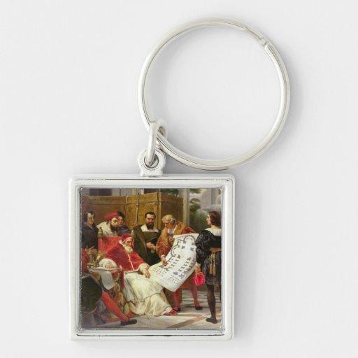 Pape Jules II Bramante de commande Porte-clefs