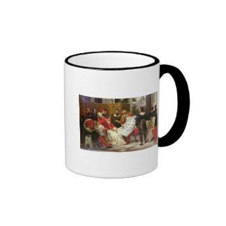 Pape Jules II Bramante de commande Mugs À Café