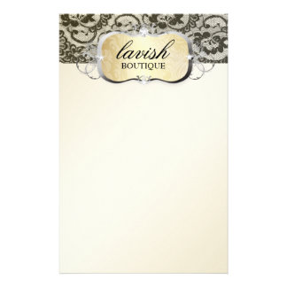 luxe papier lettre papier lettre luxe personnalis. Black Bedroom Furniture Sets. Home Design Ideas