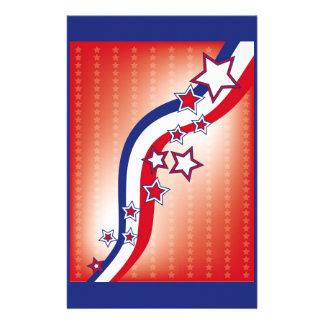 Papeterie 4 juillet - Jour de la Déclaration d'Indépendance