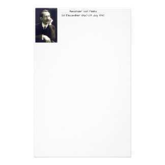 Papeterie Alexandre von Fielitz