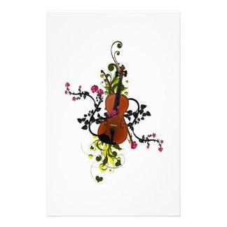 Papeterie Amour de violon