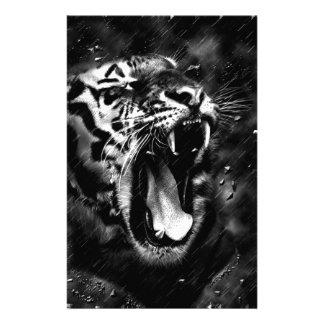 Papeterie animal de tigre
