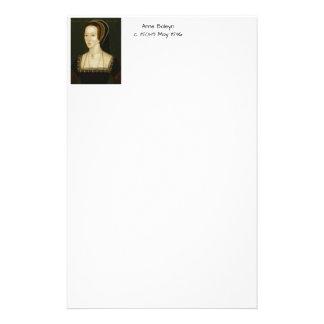 Papeterie Anne Boleyn