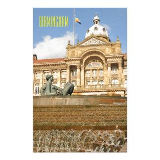 Papeterie Architecture à Birmingham, Angleterre