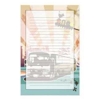 Papeterie Autobus