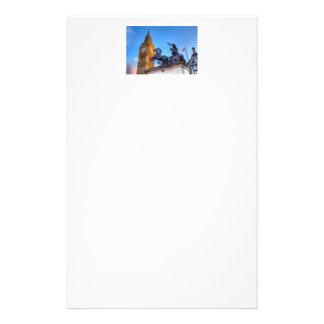 Papeterie Big Ben et statue de Boadicea