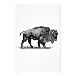 Papeterie bison solitaire