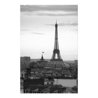 Papeterie Black and White Paris