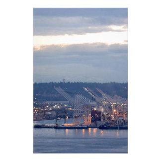 Papeterie Bord de mer de Seattle
