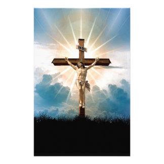 Papeterie briller croisé de Jésus