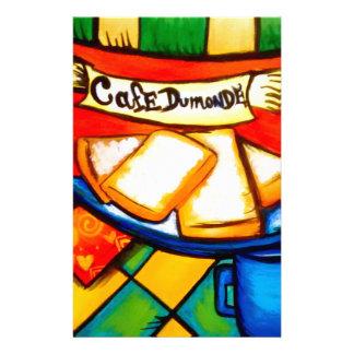 Papeterie Café coloré Dumonde