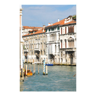 Papeterie Canal grand, Venise, Italie