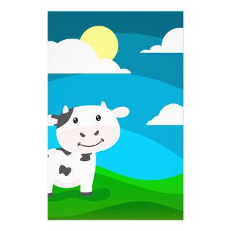 Papeterie Caractère de vache