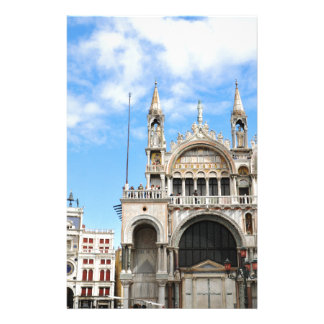 Papeterie Carré de San Marco à Venise, Italie