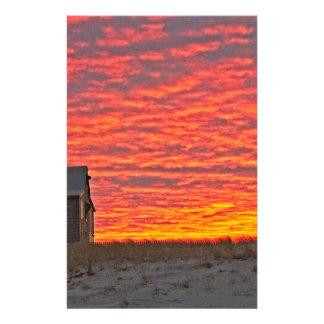 Papeterie Chambre au coucher du soleil - 2