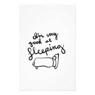 Papeterie Chemises de Sleepyhead, accessoires, cadeaux