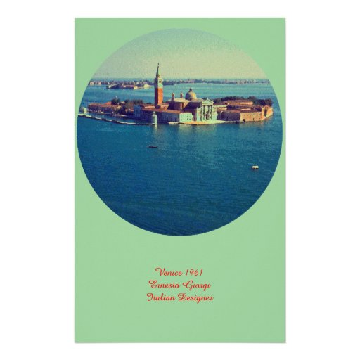 Papeterie commençant à Venise… Papier À Lettre Customisé