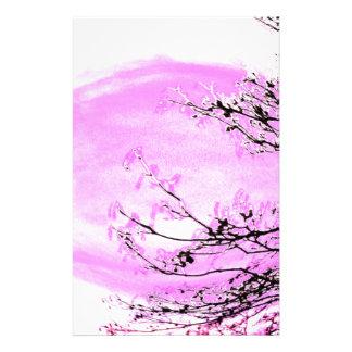 Papeterie Conception rose de forêt de Jane Howarth