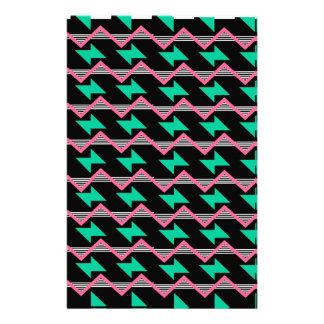 Papeterie copie géométrique