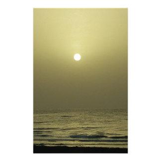 Papeterie Coucher du soleil