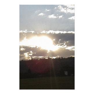 Papeterie Coucher du soleil d'Imperani
