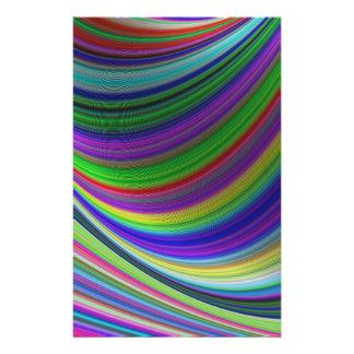 Papeterie Courbes de couleur