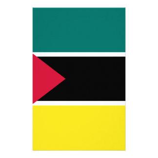 Papeterie Coût bas ! Drapeau de la Mozambique