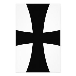 Papeterie croix catholique