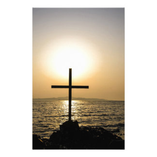 Papeterie Croix et mer