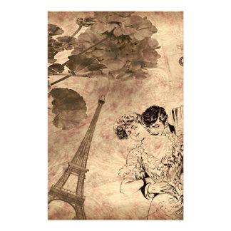 Papeterie Cru romantique de Paris