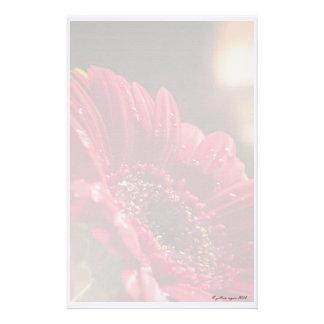 Papeterie de la fleur I