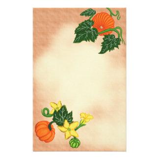 Papeterie de Patch~ de ~Pumpkin de bénédictions