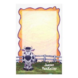 Papeterie de vache