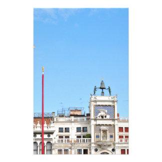 Papeterie Détail architectural à Venise, Italie