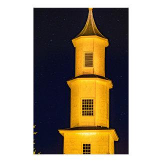 Papeterie Église de Rilan, Chiloe, Chili