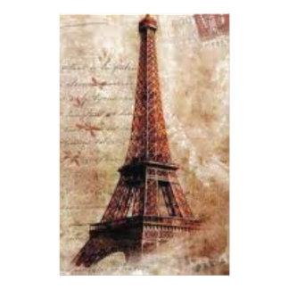 Papeterie Eiffel Tower vintage Paris