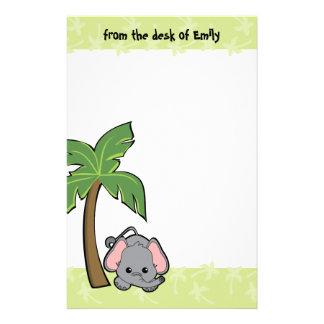 Papeterie Éléphant Cutie de bébé