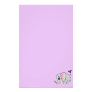 Papeterie Éléphant mignon