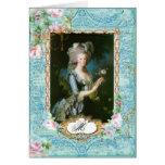 Papeterie et cartes françaises de Marie Antoinette