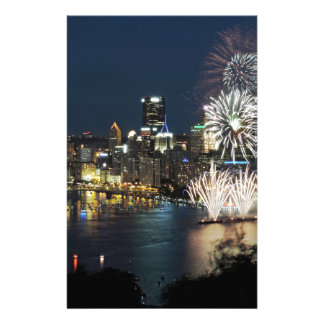 Papeterie Feux d'artifice de Pittsburgh