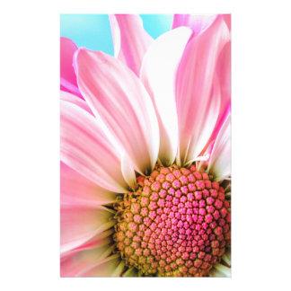 Papeterie fleur